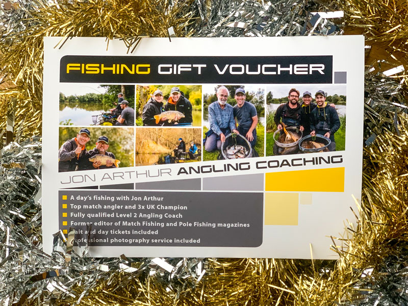 Fishing Gift Voucher